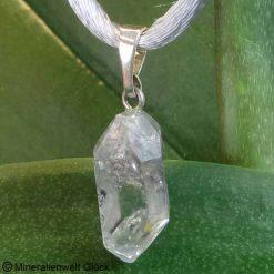 Diamant, Herkimer, Anhänger, Edelsteine
