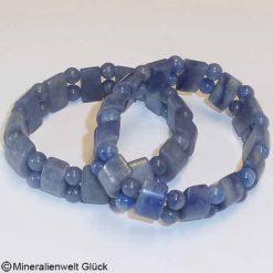 Blauquarz, Armbänder, Edelsteine, Heilsteine