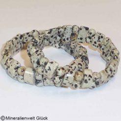 Dalmatinerjaspis, Armbänder, Edelsteine, Heilsteine