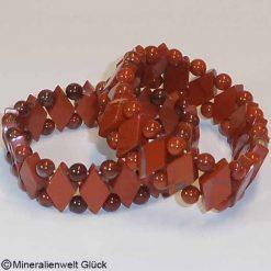 Jaspis rot Armband, Armbänder, Edelsteine, Heilsteine