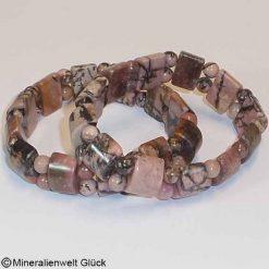 Rhodonit Edelstein, Armbänder, Edelsteine, Heilsteine