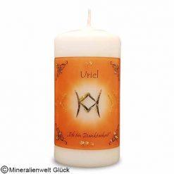 Energiekerze Uriel Erzengel, Kerzen, Edelsteine, Heilsteine