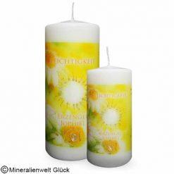 Energiekerze Jophiel Erzengel, Kerzen, Edelsteine, Heilsteine