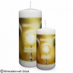 Energiekerze Metatron Erzengel, Kerzen, Edelsteine, Heilsteine