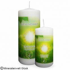 Energiekerze Raphael Erzengel, Kerzen, Edelsteine, Heilsteine