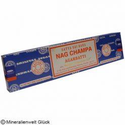Räucherstäbchen Nag Champa, Räuchern, Edelsteine, Heilsteine