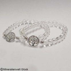 Bergkristall Armband, Armbänder, Edelsteine, Heilsteine, Sternzeichen