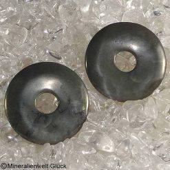 Pyrit Donut, Donutscheiben, Mineralien, Edelsteine, Heilsteine