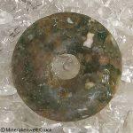Rhyolith Donut Scheiben, Donutscheiben, Mineralien, Edelsteine, Heilsteine