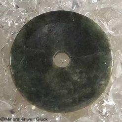 Smaragd Donut Scheiben, Donutscheiben, Mineralien, Edelsteine, Heilsteine