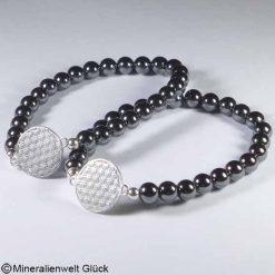 Hämatit Edelstein Armband, Armbänder, Edelsteine, Heilsteine