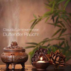 ENGELALM Buch Duftender Rauch, Edelsteine, Heilsteine