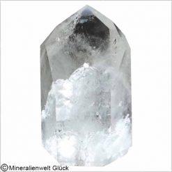 Bergkristall Spitze poliert 46 x 75 mm, Rohkristalle, Edelsteine, Heilsteine