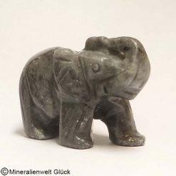 Edelstein Elefant Picasso, Edelsteintiere, Edelsteine, Heilsteine