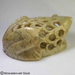 Speckstein – Frosch, Edelsteintiere, Edelsteine, Heilsteine
