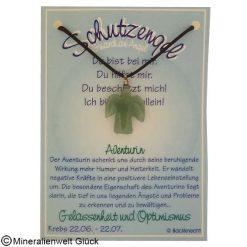 Aventurin Schutzengel, Sternzeichen, Edelsteine, Heilsteine