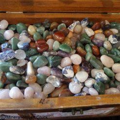 Edelsteine 1 kg., Trommelsteine, Mineralien, Edelsteine, Heilsteine