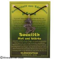 Sodalith Pferd, Sternzeichen, Edelsteine, Heilsteine