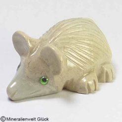 Speckstein – Mäuschen, Edelsteintiere, Edelsteine, Heilsteine