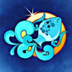 Sternzeichen Wassermann 21.01 - 19.02