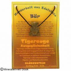 Tigerauge Bär, Sternzeichen, Edelsteine, Heilsteine