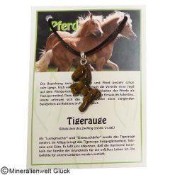 Tigerauge Pferd, Sternzeichen, Edelsteine, Heilsteine