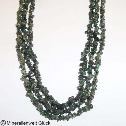 Smaragd Splitterketten, Edelsteinketten, Mineralien, Edelsteine, Heilsteine