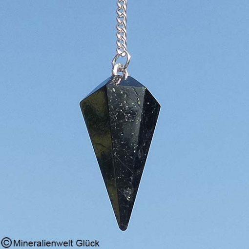Turmalin Pendel, Edelsteine, Mineralien