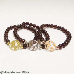 Mutter Erde Granat, Edelsteine, Mineralien
