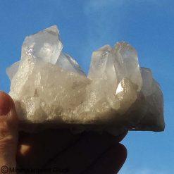 Bergkristall (13), Edelsteine, Mineralien