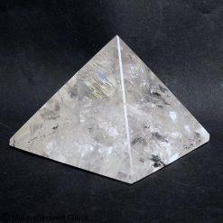 Edelsteinpyramide Bergkristall, Edelsteine, Mineralien
