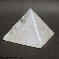 Edelstein Pyramide Bergkristall, Edelsteine, Mineralien