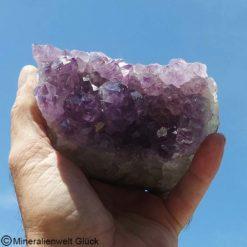Amethyst Rohkristall (127), Edelsteine, Mineralien