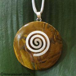 Donuthalter Spiralen, Edelsteine, Mineralien