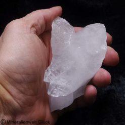 Bergkristall Stufe (48), Mineralien, Edelsteine