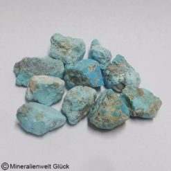 Türkis Rohware, Edelsteine, Mineralien