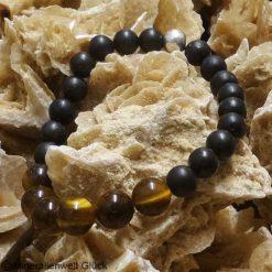 Männerarmband, Edelsteine, Heilsteine, Mineralien